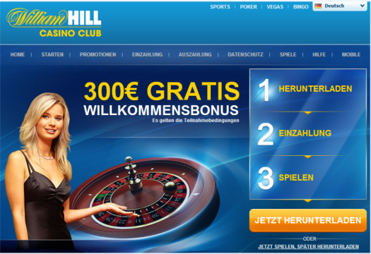 online casino william hill domino wetten