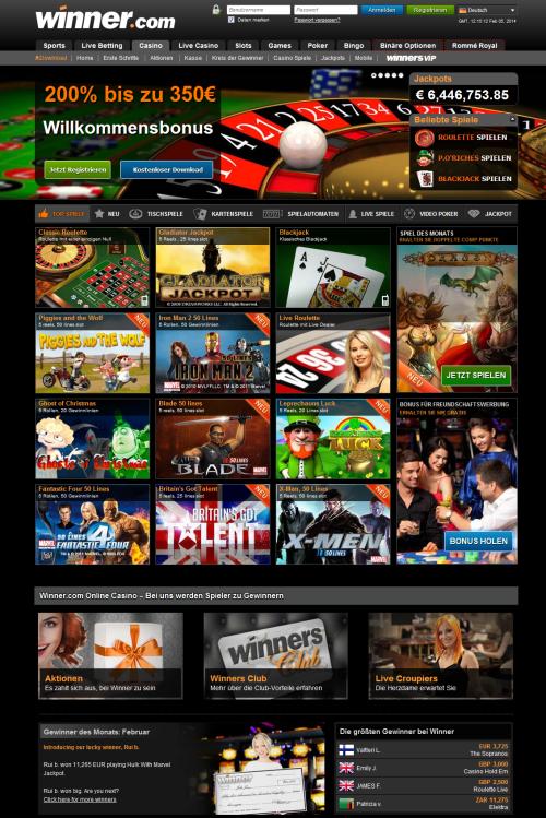 Ihr Online-Casino - Deutschland - Kostenloses Bargeld Für Sie