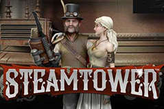 Steam Tower Spielautomat kostenlos spielen