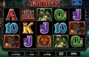 Halloween? Wir feiern mit - mit Microgaming Lost Vegas