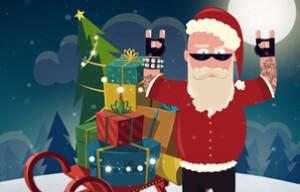 Ihr eigener Weihnachten-Wunschzettel bei Guts Casino