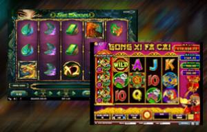 Spannende Automatenspiele mit Bonusrunden von IGT und Play 'N Go
