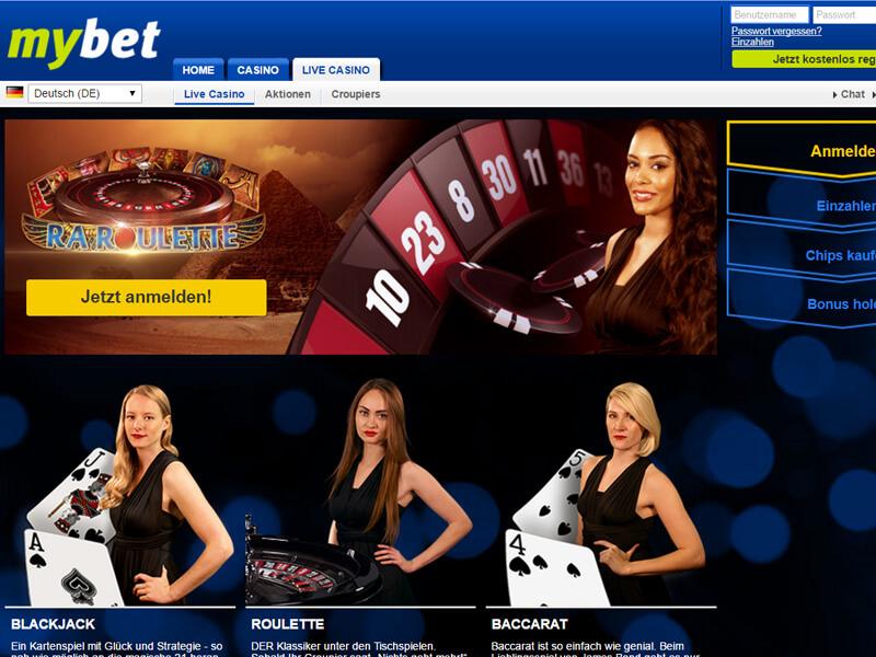 Mybet Com Casino
