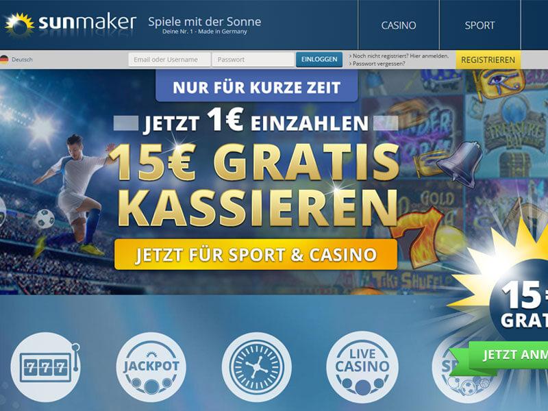 Sunmaker Casino Kostenlos Spielen
