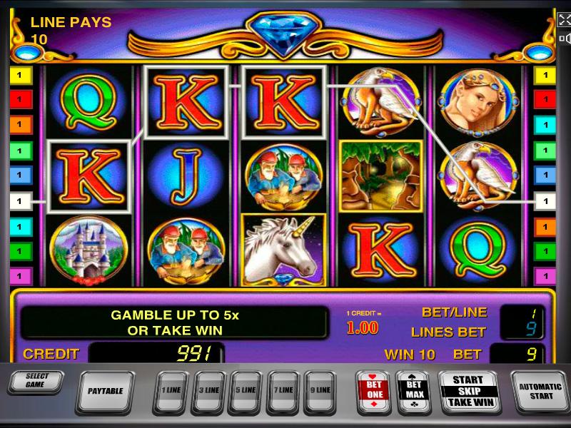 unicorn magic spielautomat kostenlos spielen